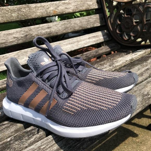 Adidas Swift Run 65 Youth Running Shoes